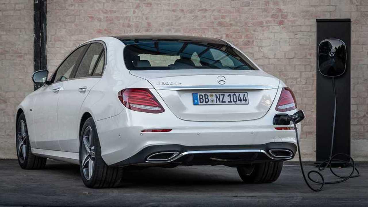 Mercedes E 300 de berlina