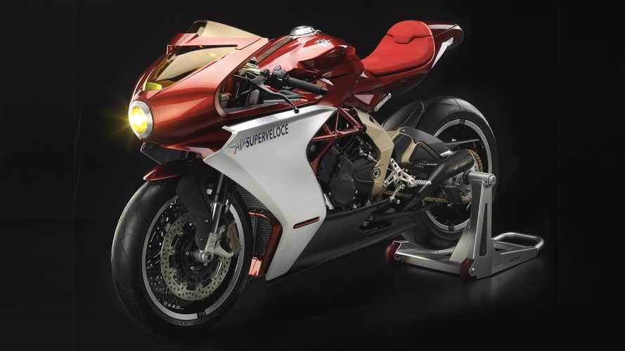 MV Agusta Gets More Money And Shares Its Five-Year Plan To Spend It