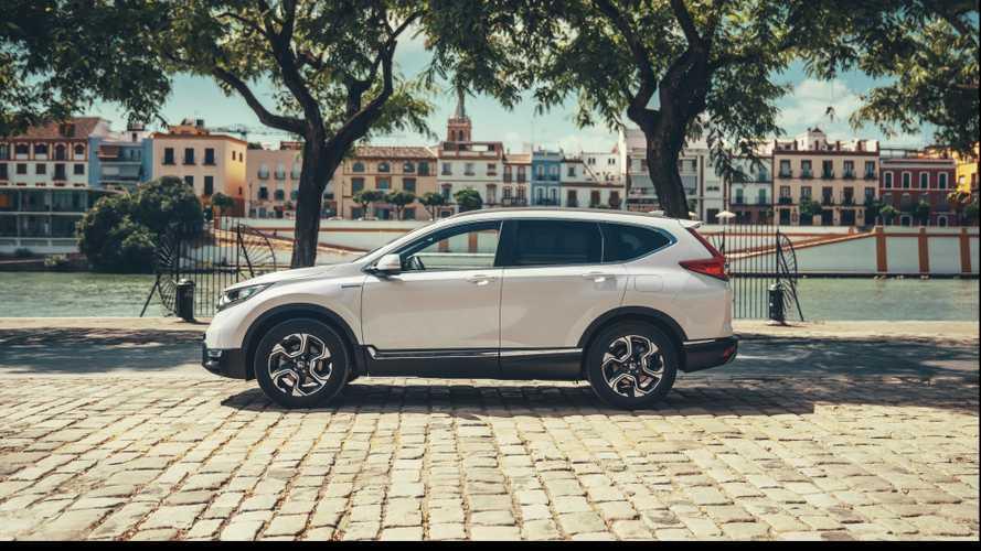 ¿Qué coche comprar? Honda CR-V Híbrido 2019