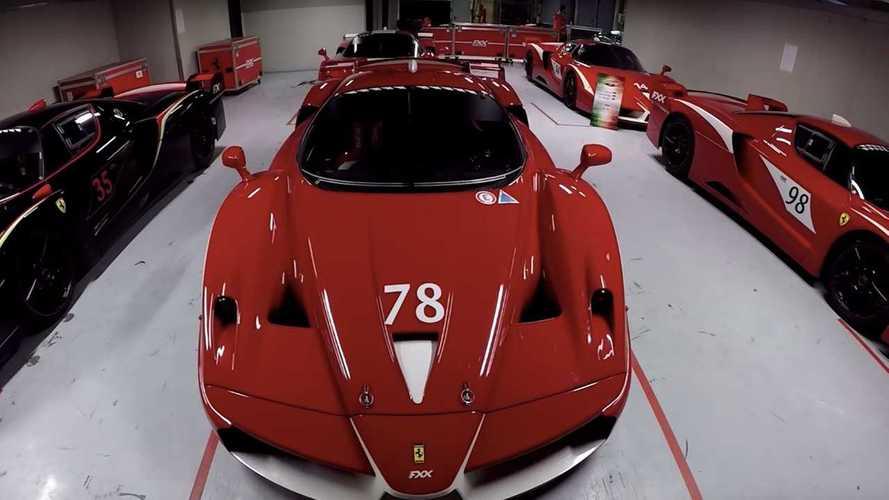 Ferrari XX Programme and F1 Clienti