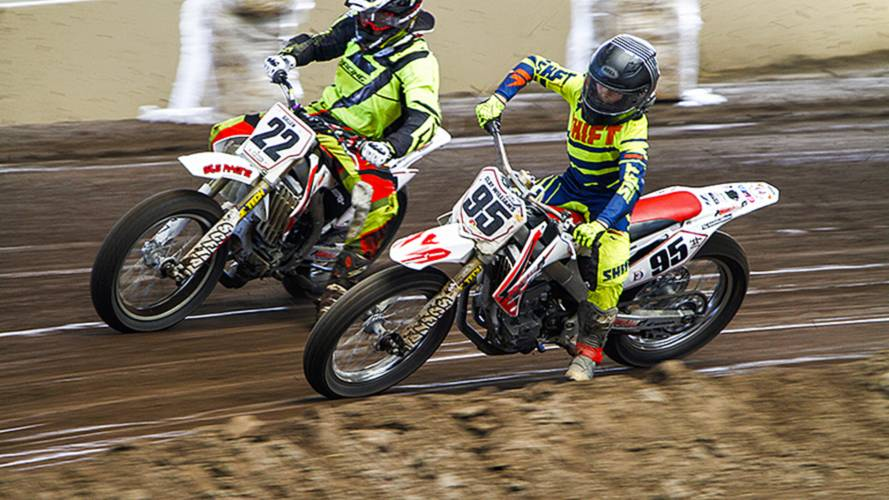 Del Mar Flat Track Racing This Weekend!