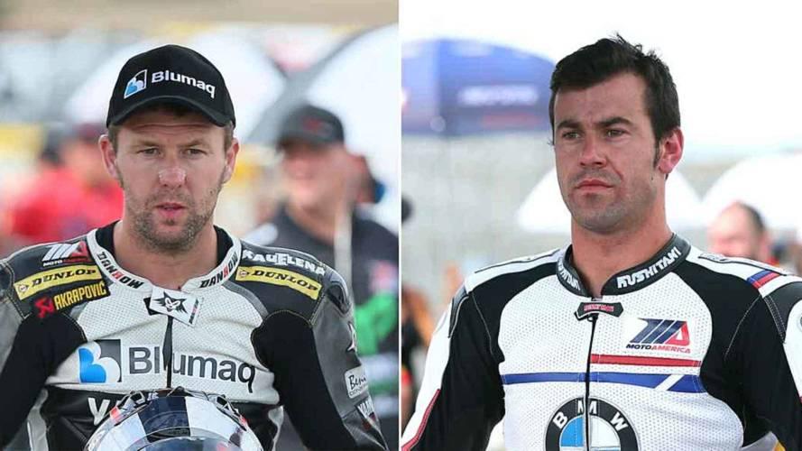 Two Racers Dead After Laguna Seca MotoAmerica/World SBK Race - Dani Rivas and Bernat Martinez