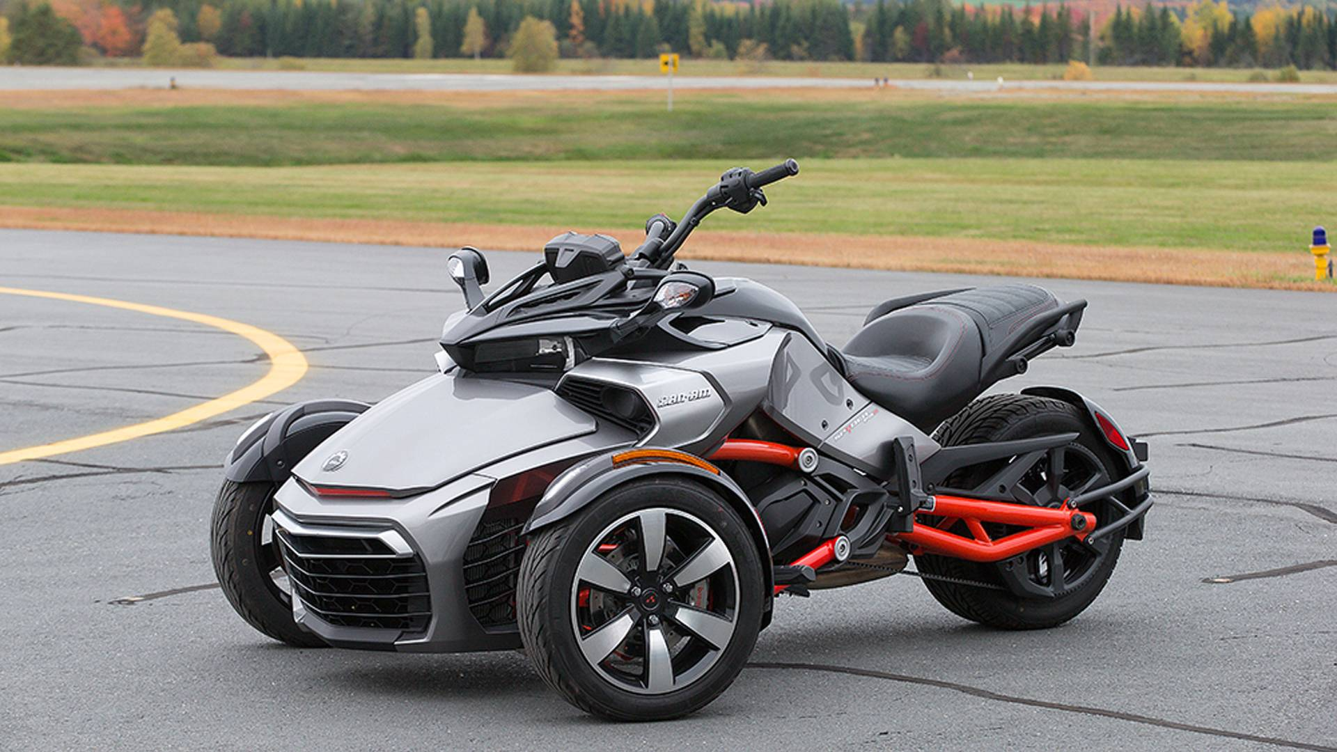 Can Am Spyder News And Reviews Rideapart Com