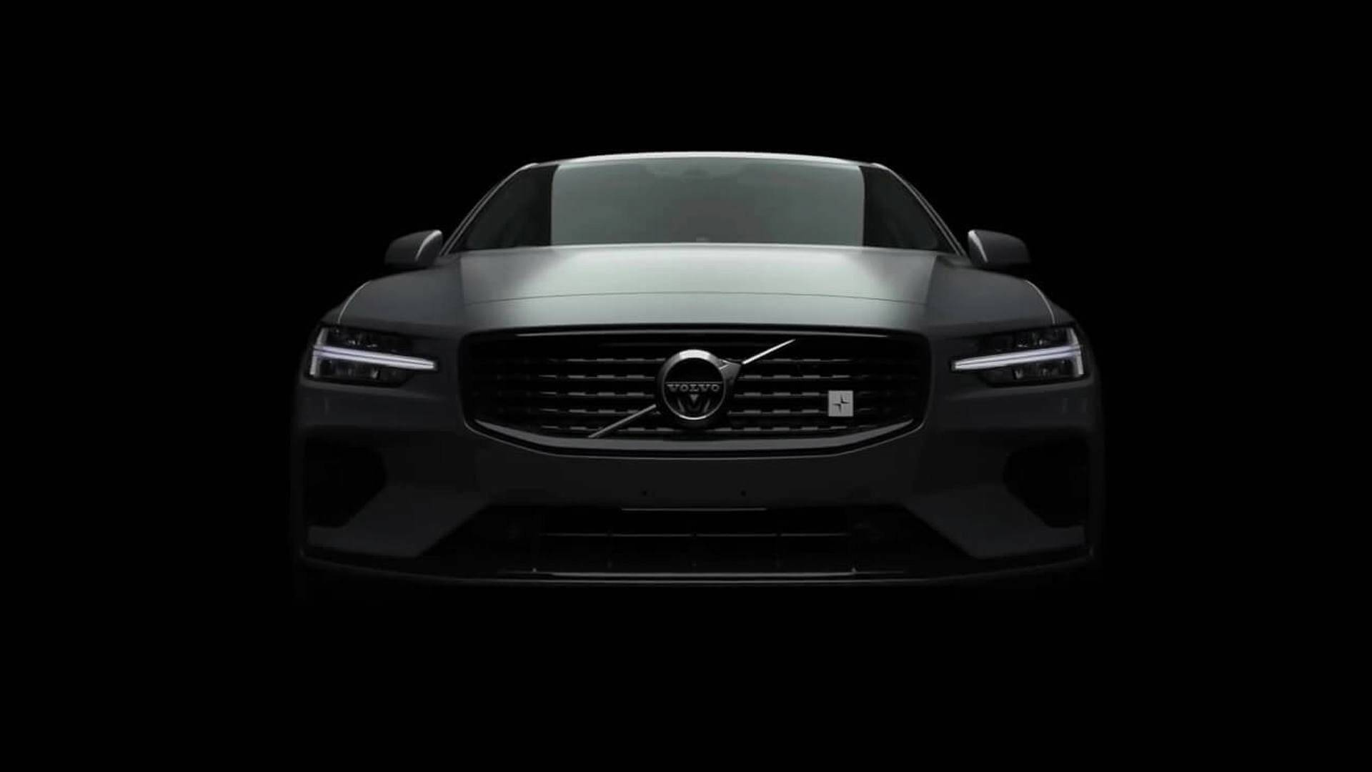 2019 Volvo S60 Teaser Video Shows Range Topping Model