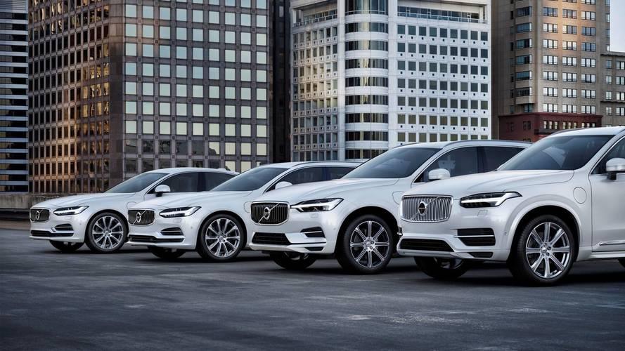 Un tiers des ventes mondiales de Volvo sera des voitures autonomes en 2025
