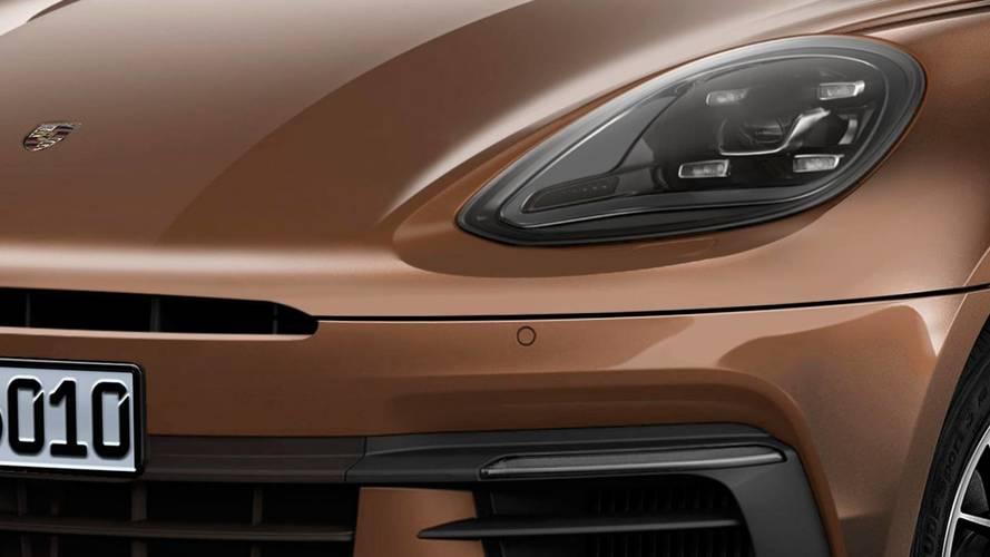 Render Porsche Macan 2018