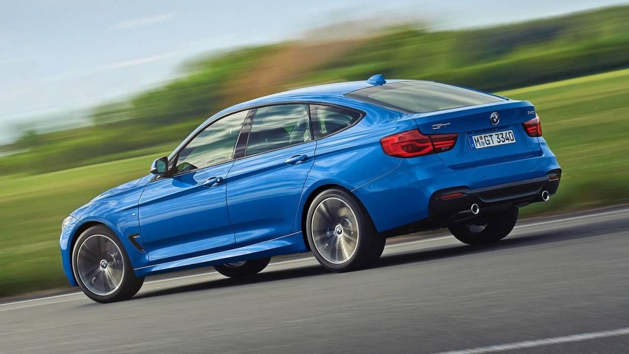 BMW Serie 3 Gran Turismo 2018