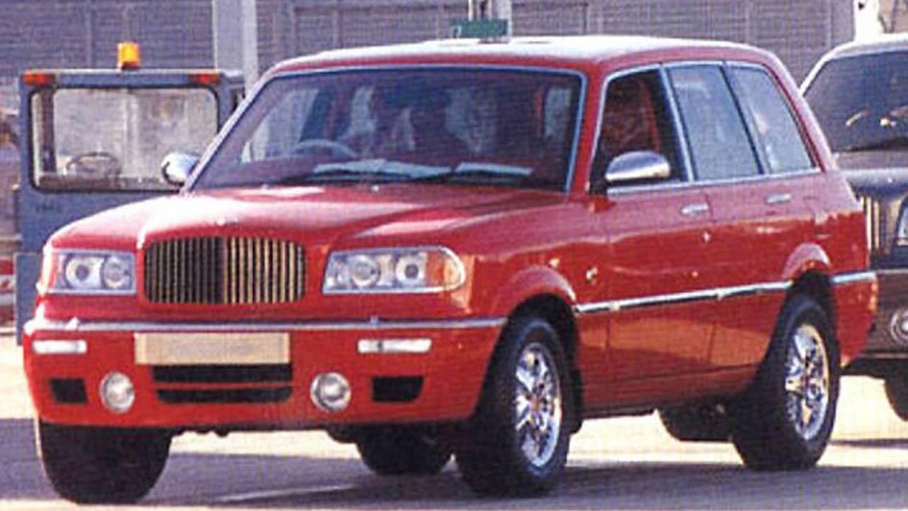 Bentley Dominator - Fiyat Bilinmiyor