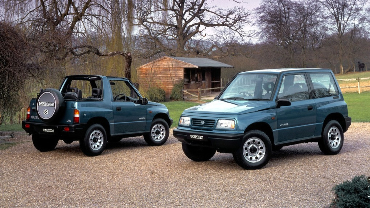 Suzuki Vitara (1988 - 1998)