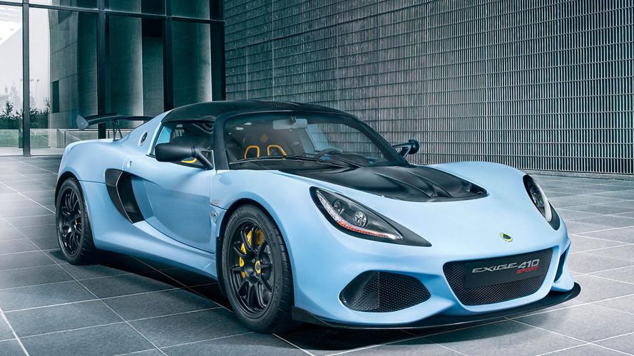Lotus Exige Sport 410 ist gezähmte Version der Exige Cup 430