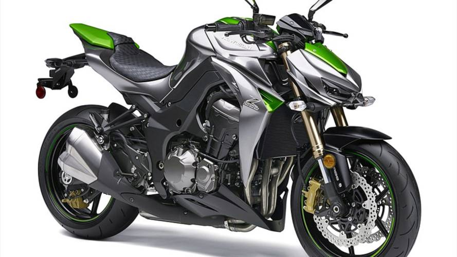 2014 Kawasaki Z1000: First Official Photos and Specs