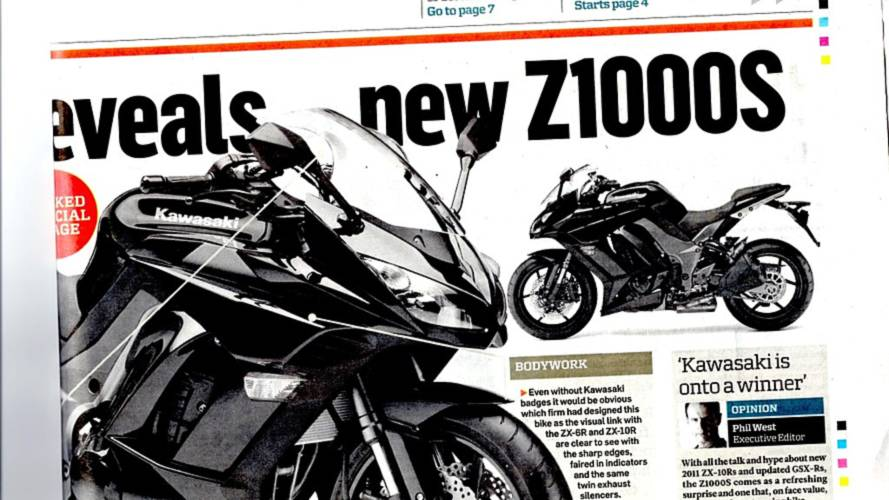 2011 Kawasaki Z1000S: a practical liter bike