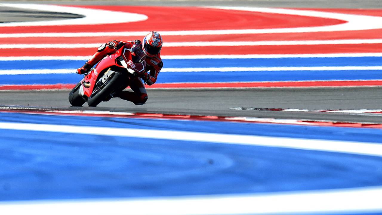 What It's Like to Ride COTA