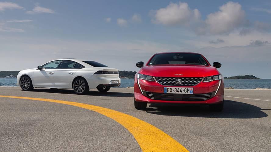 Peugeot 508 2018: presentación internacional
