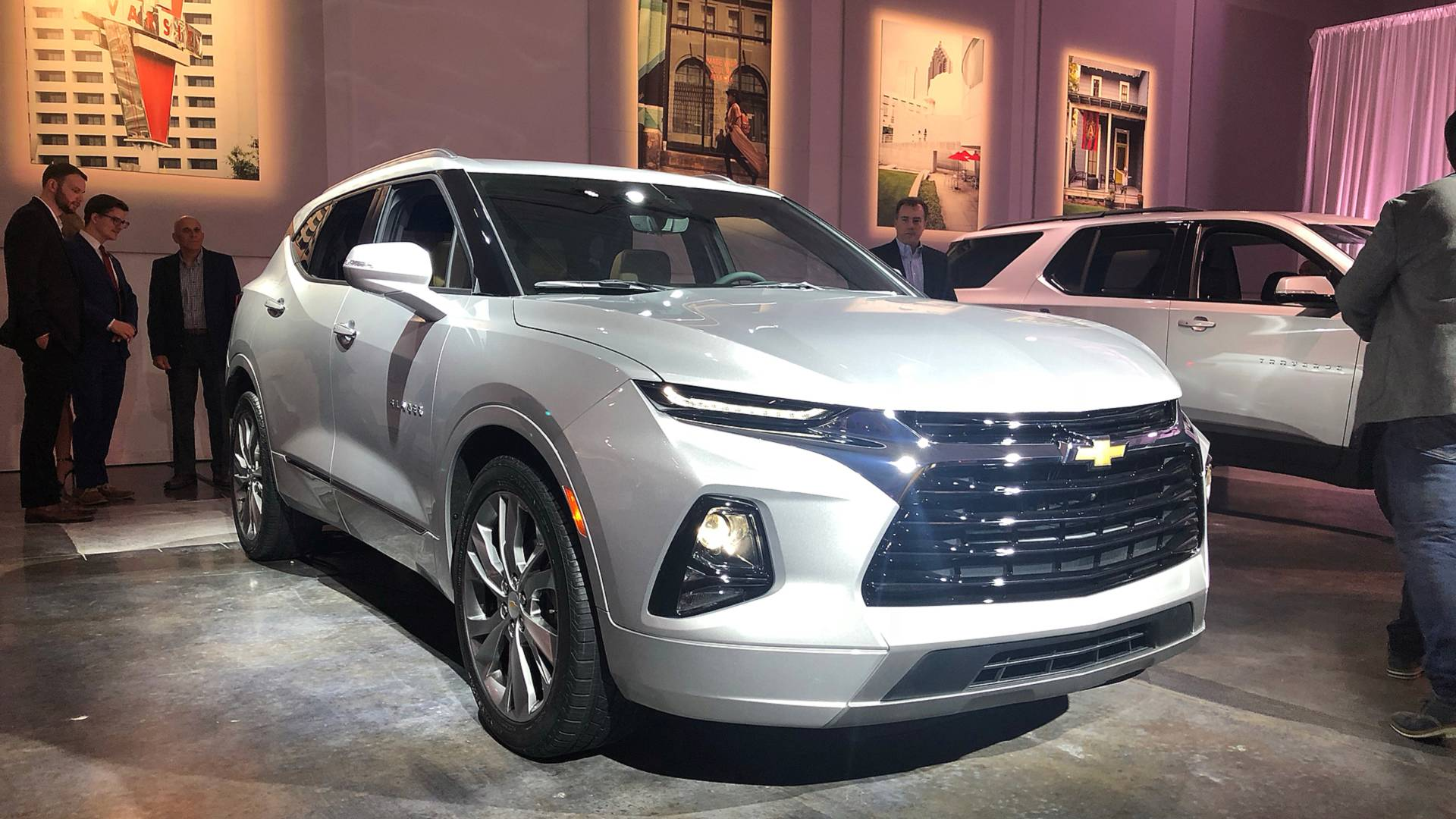 Brawny Looking 2019 Chevy Blazer Starts At 29 995