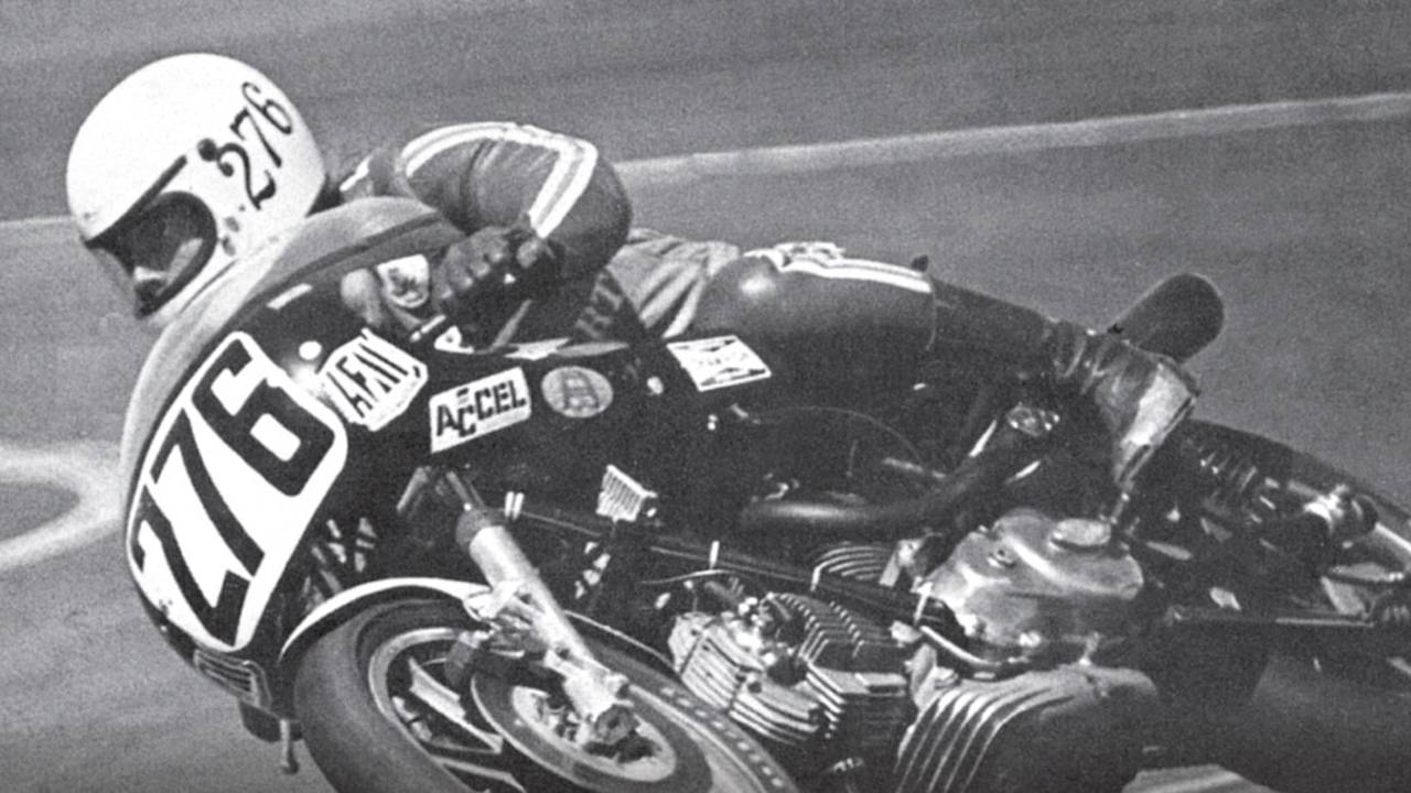 Meet the Man Who Raced with the Gods