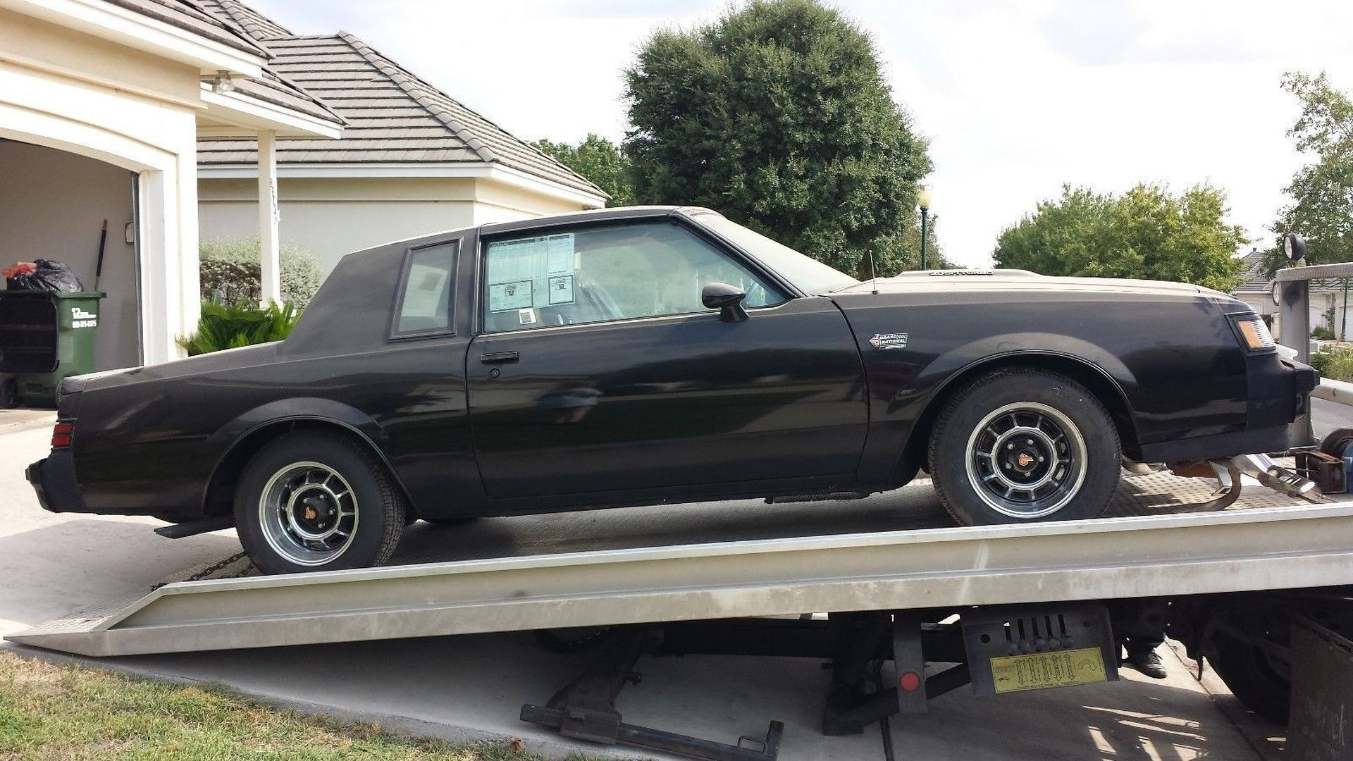Bag This 49 Mile Buick Grand National While You Still Can