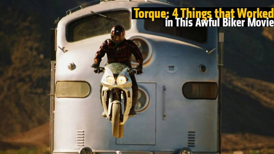 Torque: 4 Things that Worked in This Awful Biker Movie
