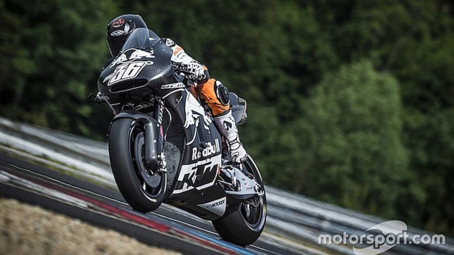 KTM to Make MotoGP Debut at Valencia
