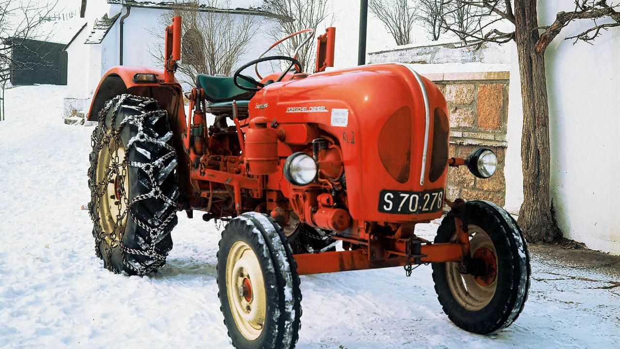 Porsche-Diesel Traktor