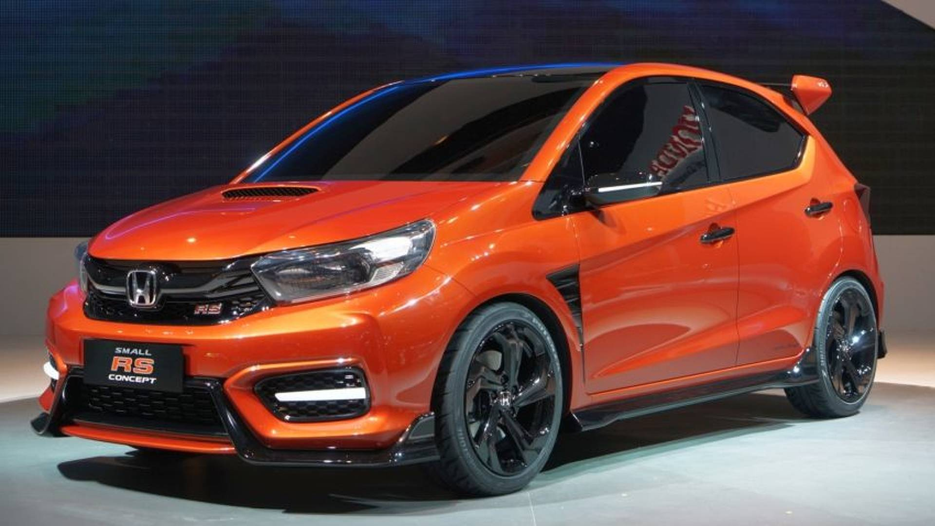 Honda Small Rs Concept Is An Absolutely Adorable Hot Hatch