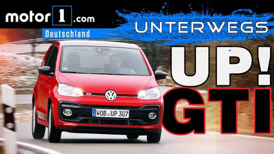 Viel Spaß für wenig Geld? VW UP GTI | UNTERWEGS mit Daniel Hohmeyer