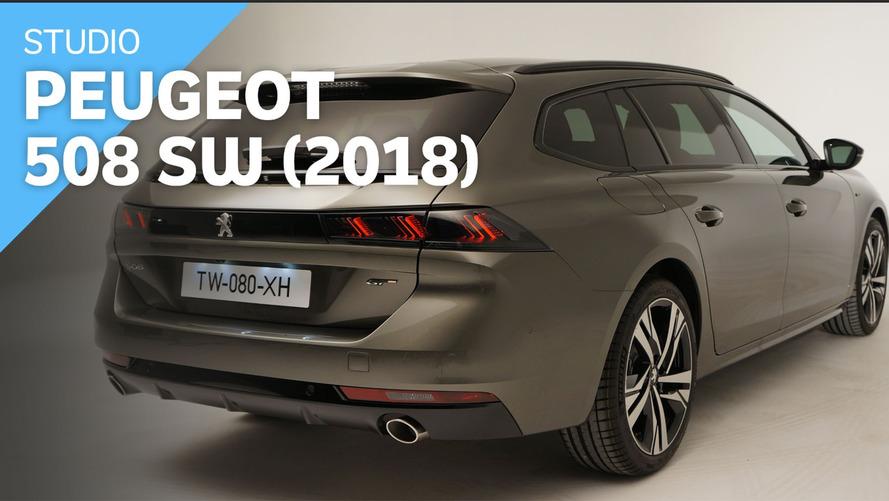 VIDÉO - 5 points à retenir sur la Peugeot 508 SW !