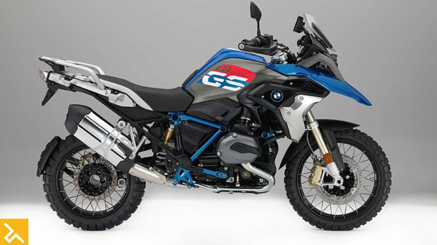 New 2017 BMW R 1200 GS Gets Minor Updates