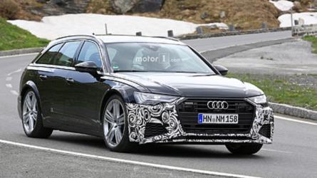 1012 beygirlik Audi RS6'nın hızlanmasını izleyin