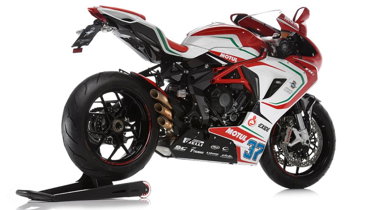 No New MV Agusta Superbikes for 2017