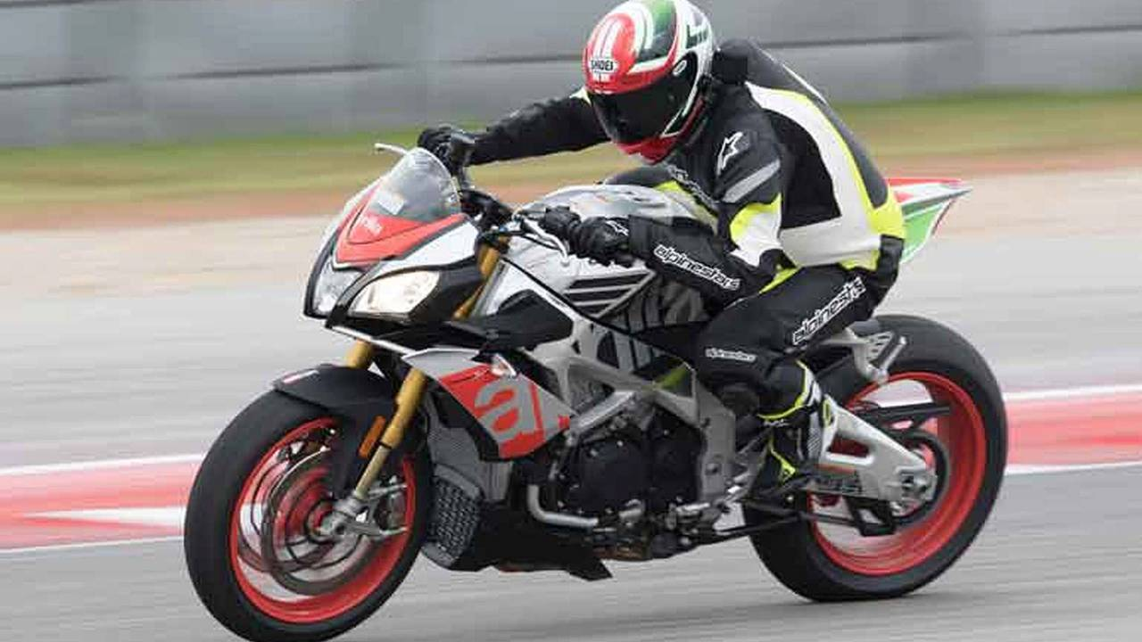 Grab The Bull By The Horns Riding The 2017 Aprilia Tuono