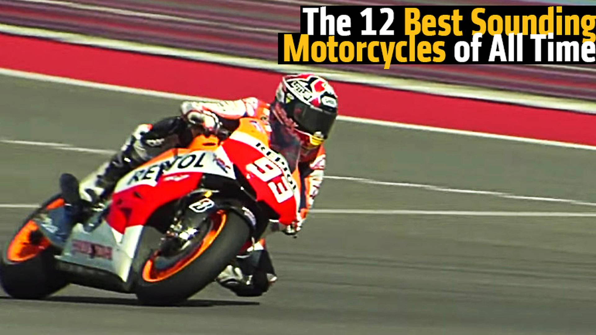 12 Best Sounding Motorcycles of All Time