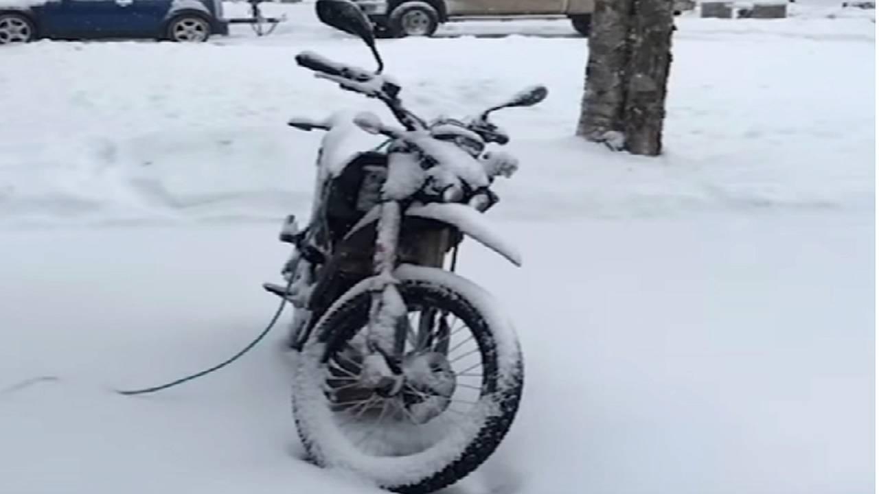 Zero Below Zero Blog -- Keys Please! Randy's First Ride - Video - Reposted