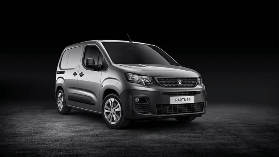 Le Peugeot Partner entre en scène