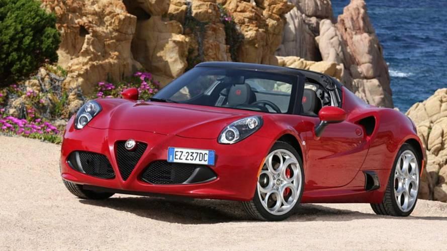 Alfa Romeo 4C, quale futuro per la sportiva del Biscione?