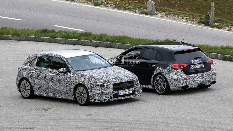Mercedes-AMG A45 confirmed with Drift Mode, 8-speed auto, 400+ bhp