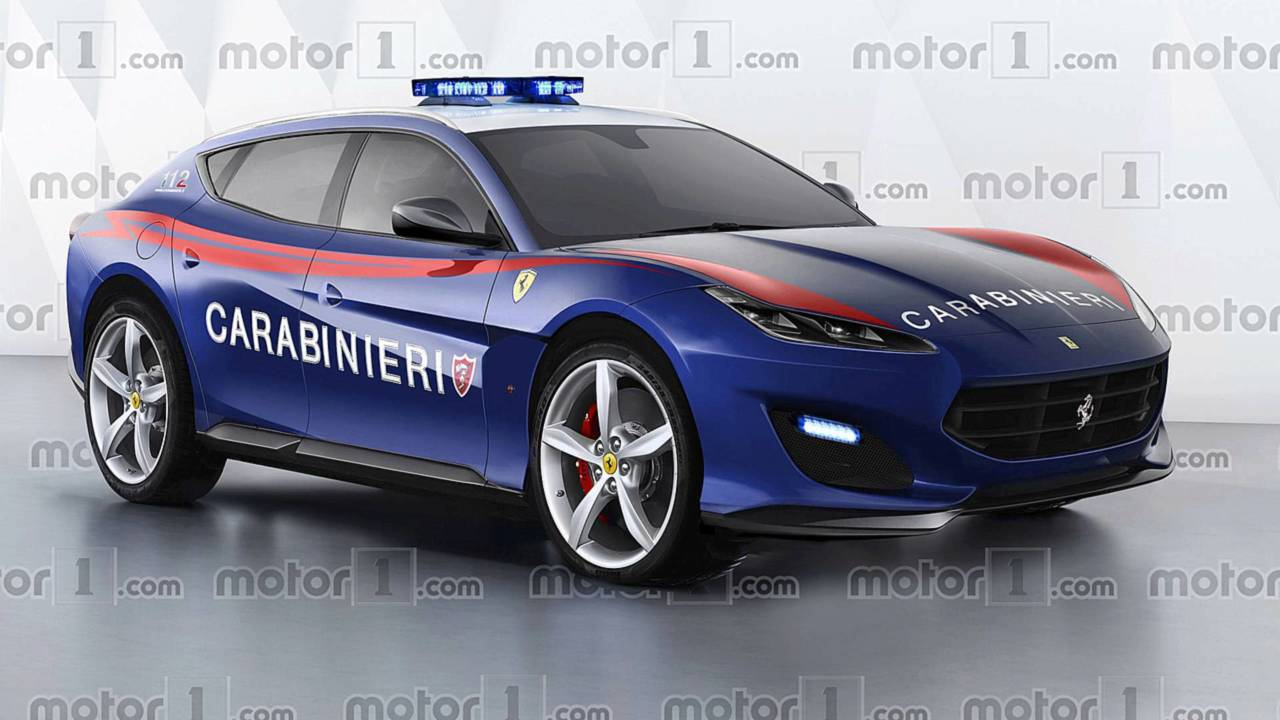 2022 Ferrari SUV
