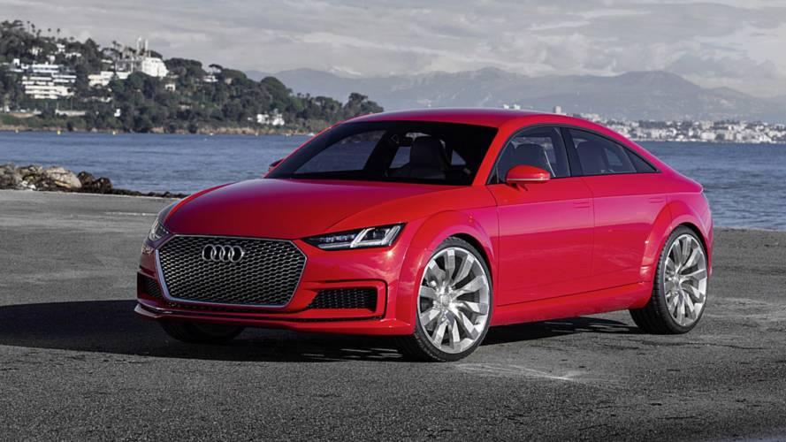 Audi dört kapılı TT'yi reddetti, S1 Sportback gelebilir