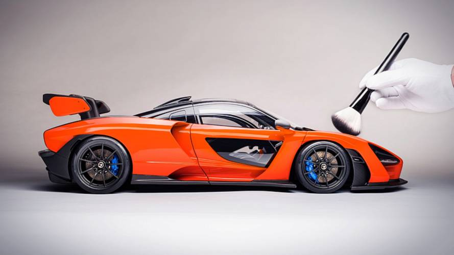 This McLaren Senna Only Costs £6,000