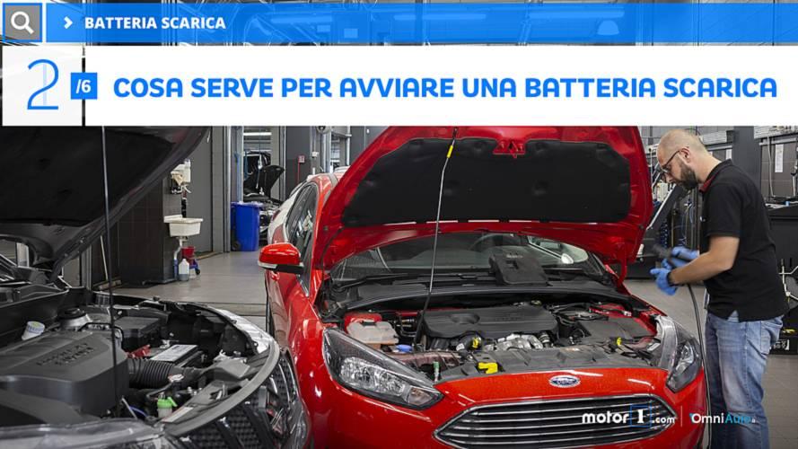 2 - Cosa serve per ricaricare la batteria