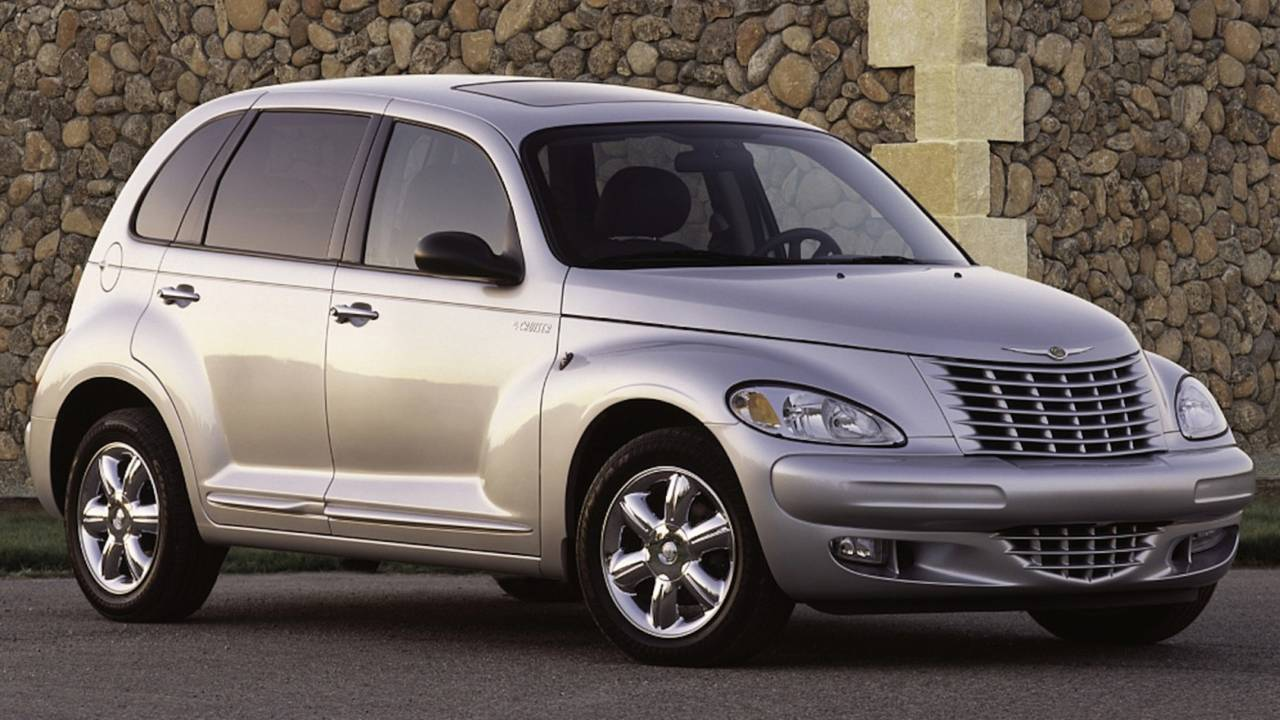 2001 - Chrysler PT Cruiser