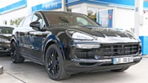 2020 Porsche Cayenne Coupe spy photo