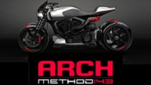 arch motorcycle unveils three hot new bikes at eicma
