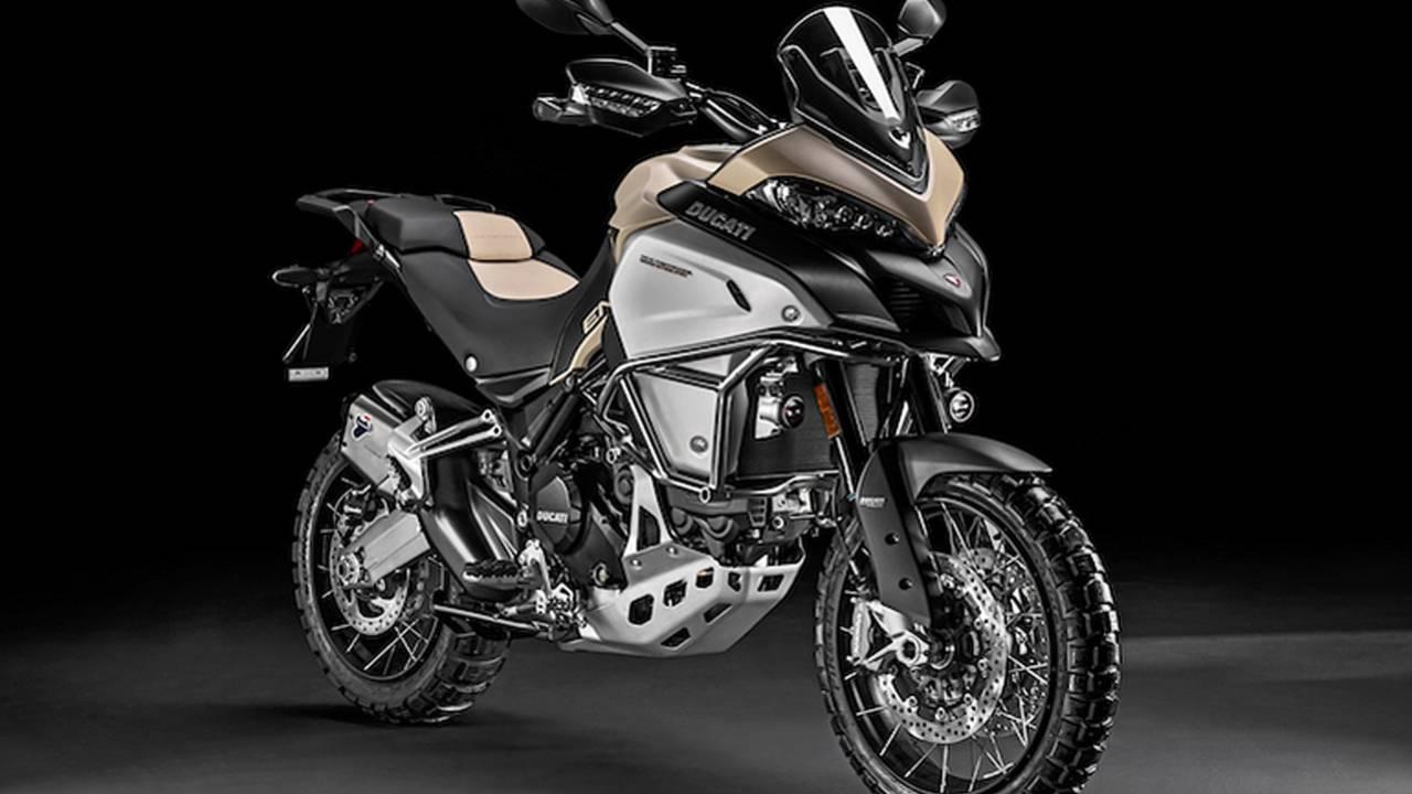 Ducati Releases MultiStrada 1200 Enduro Pro Model