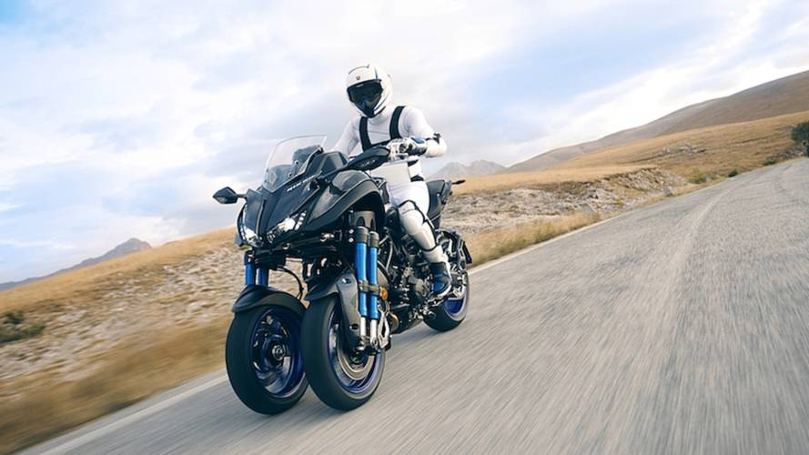 Will The Yamaha Niken Get The Same Updated Engine As The MT-09?