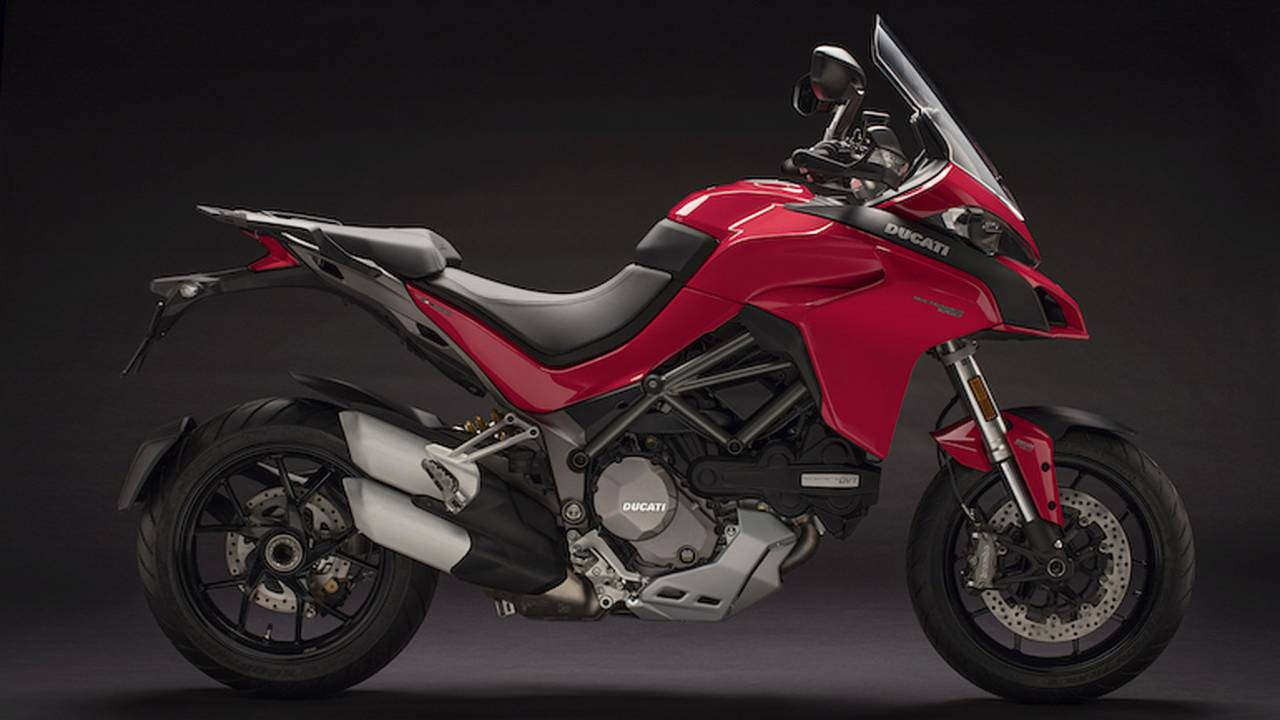 Ducati Boosts Multistrada to 1260 Version