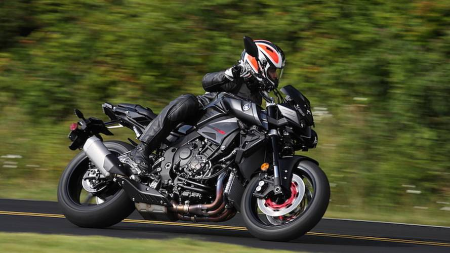 First Ride: 2017 Yamaha FZ-10