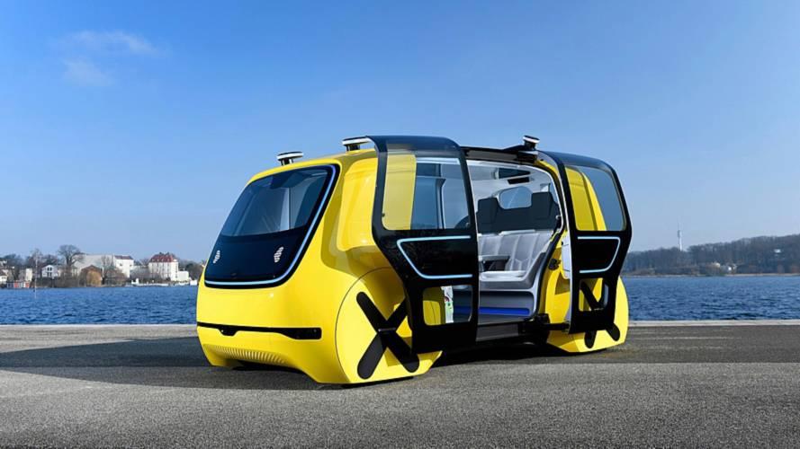 Ford-Volkswagen, nell'accordo anche la guida autonoma?
