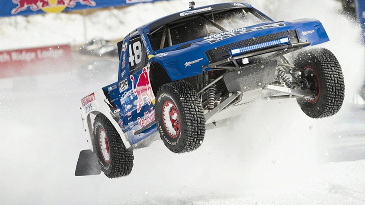 Red Bull Frozen Rush 2014