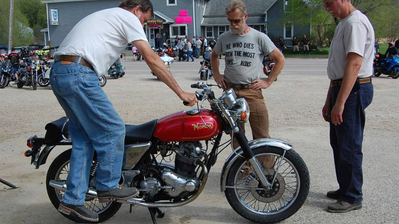 Kickstand – In Defense of The So-so Motorcycle